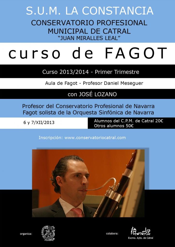 2013_12_06 Curso de fagot