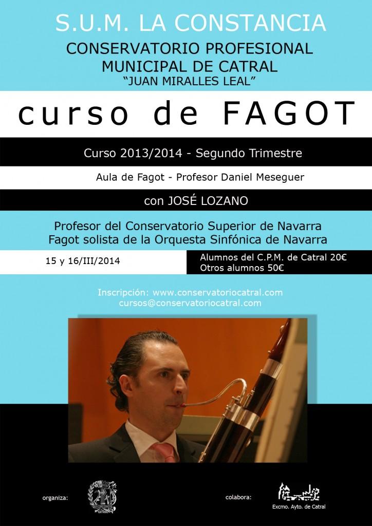 2014_03_15 a 16 Curso de Fagot