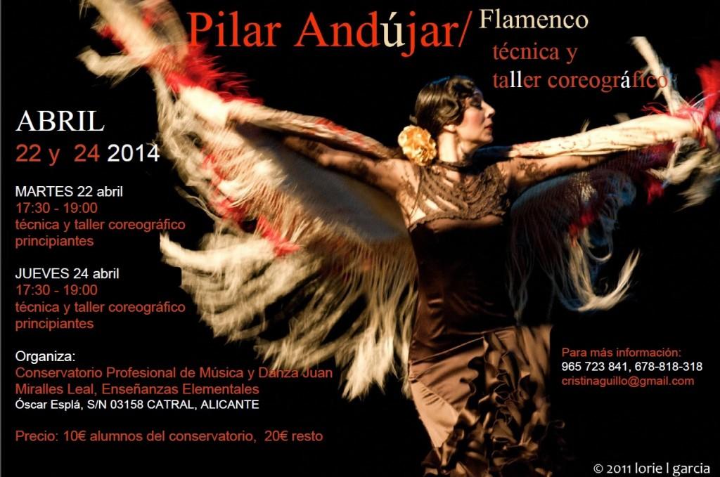 Flamenco con Pilar Andújar