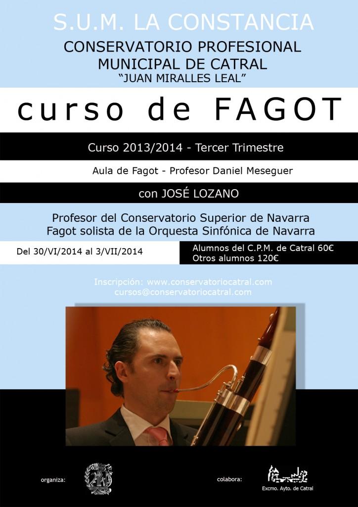 2014_06_30 a 2014_07_03 Curso de Fagot