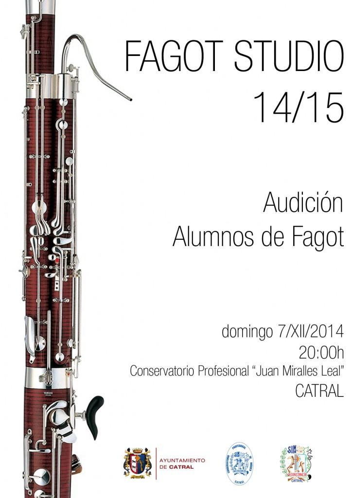 2014_12_07 Curso de Fagot - audición